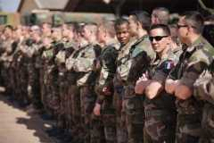 Mali panggil dubes Prancis atas komentar Macron